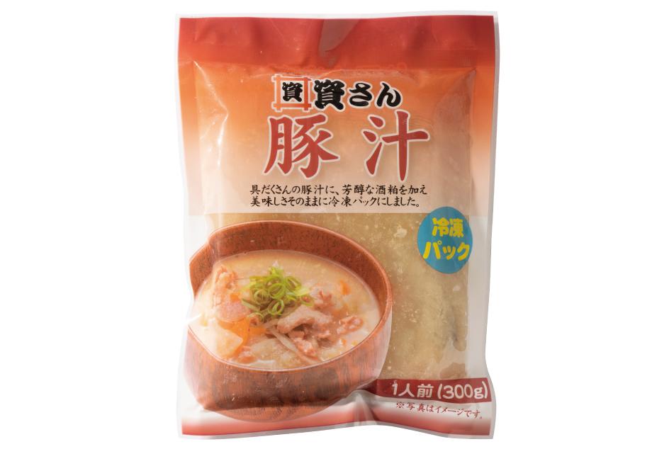 冷凍 豚汁(300g)